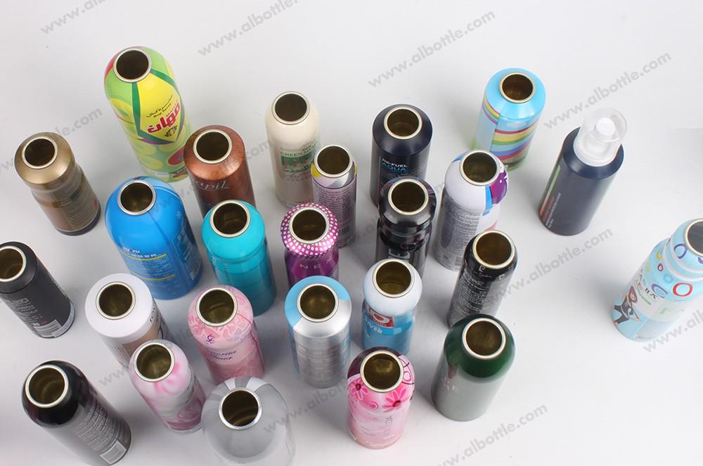 4 of aluminum-aerosol-can