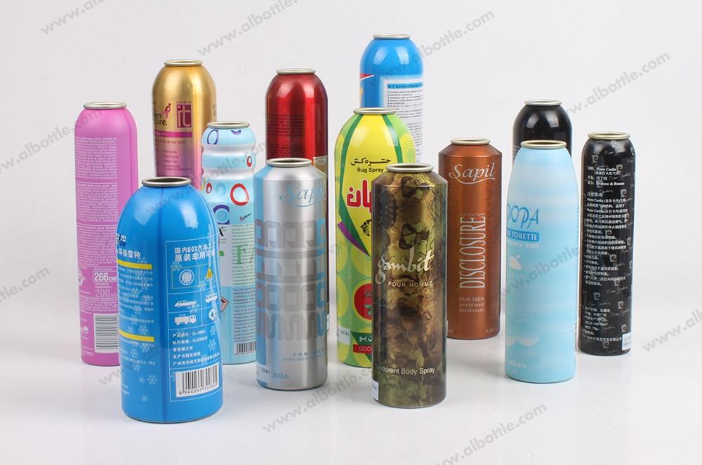 5 of aluminum-aerosol-can