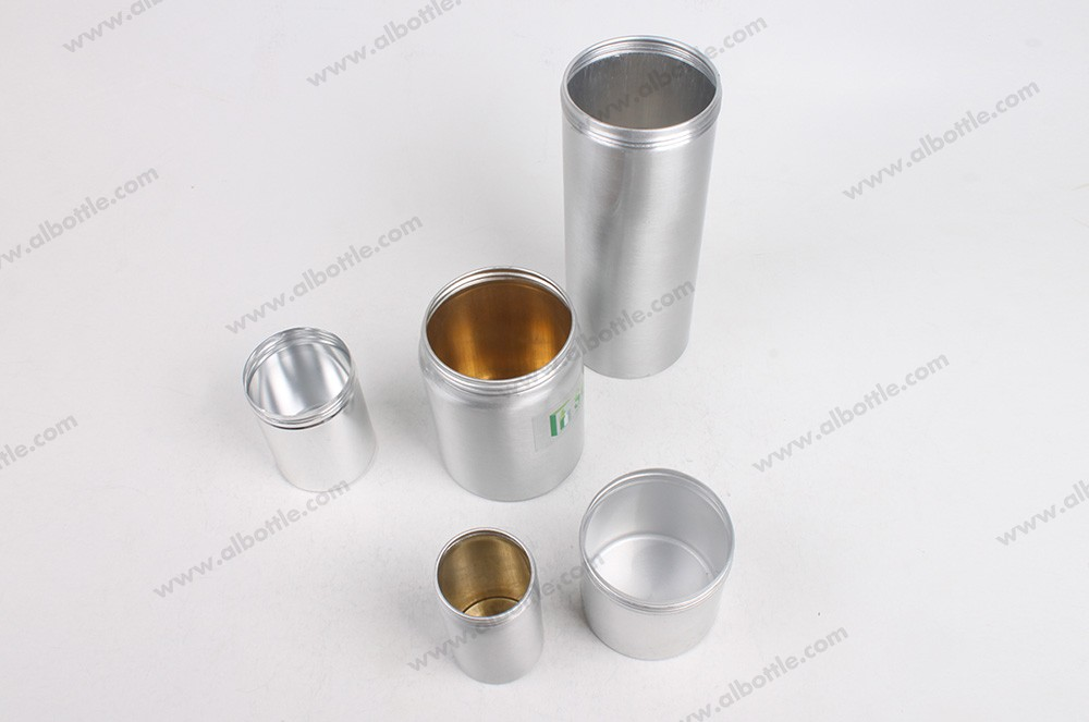 4 of aluminum-canister