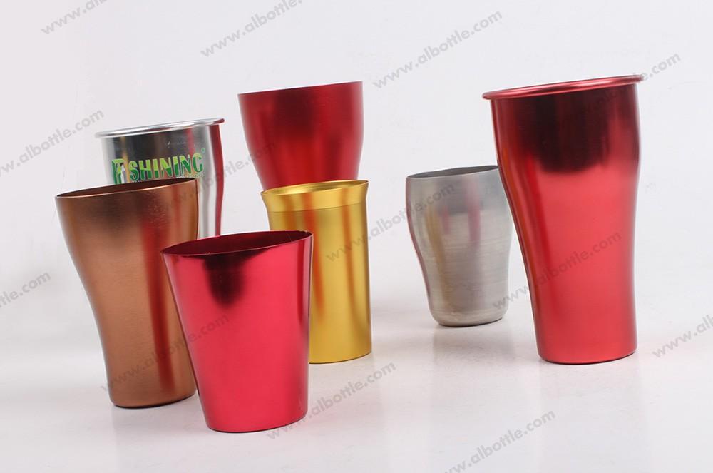 5 of aluminum-cup