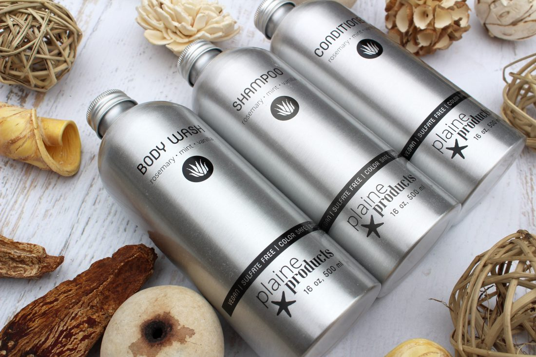 Aluminum Bottle for Personal Care (2)