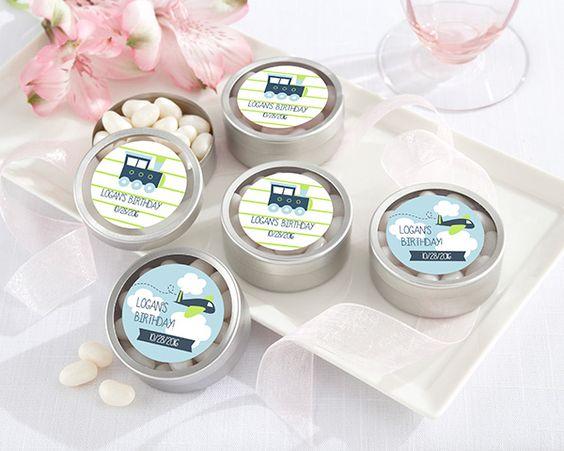 Aluminum Jar for candies (2)