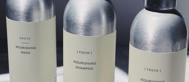 个人洗护铝瓶包装