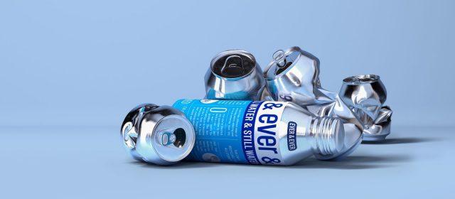 饮用水铝瓶包装